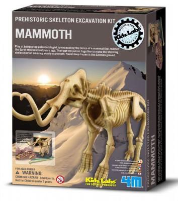 """Ausgrabungsset """"Mammut"""""""