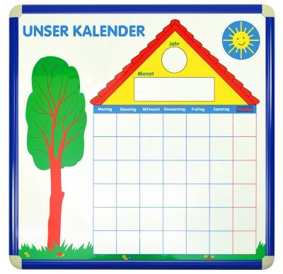 Magnet-Kalender XXL