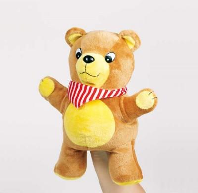 Handpuppe Teddy