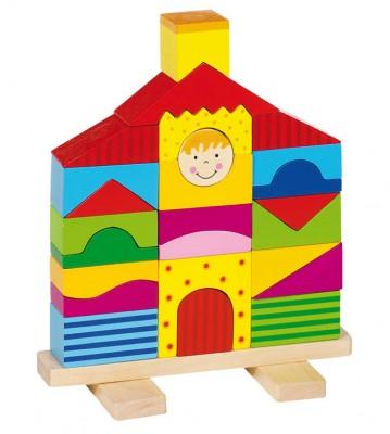 "Steckfigur ""Haus"""