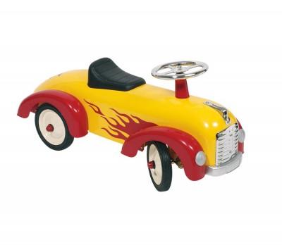 "Rutscherfahrzeug ""Flammen"""