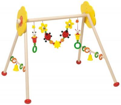 """Baby-Fit-Spieltrainer """"Blumen + Insekten"""""""