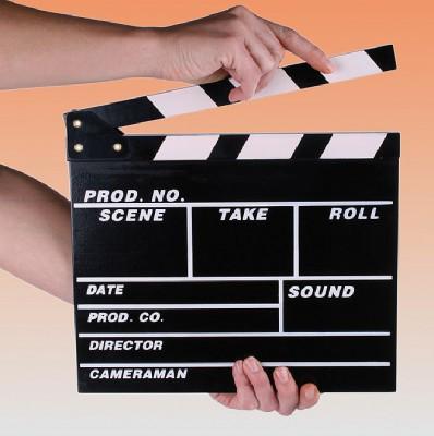 Filmklappe XL