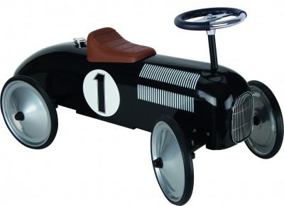 Rutscherfahrzeug schwarz