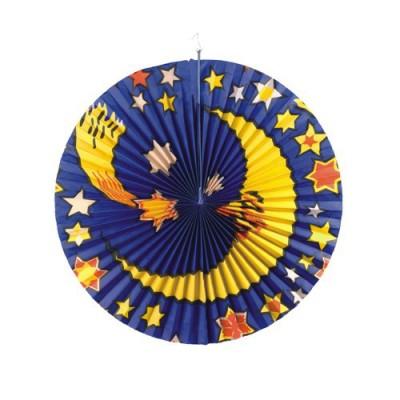 "Lampion ""Mond & Sterne"""