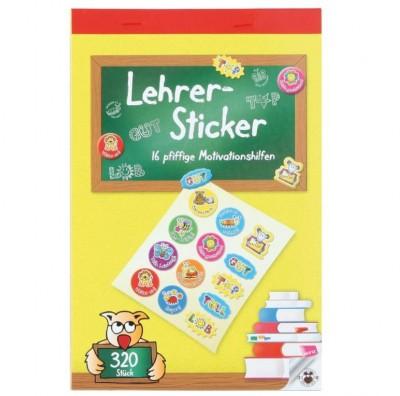 Lehrer-Sticker 320 Stk.