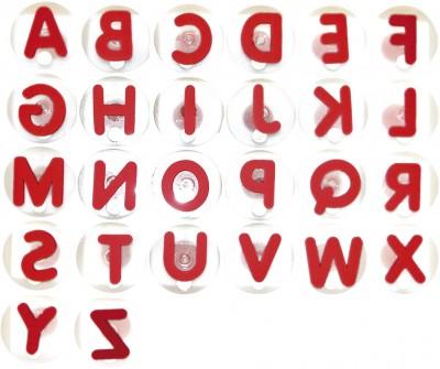 Riesenstempel Großbuchstaben