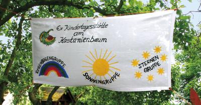 Banner blanko