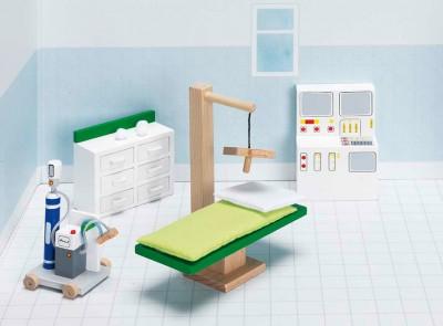 "Puppenhausmöbel Krankenhaus ""Operationszimmer"""