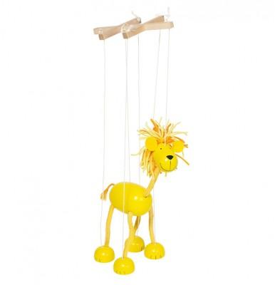 "Marionette ""Löwe"""