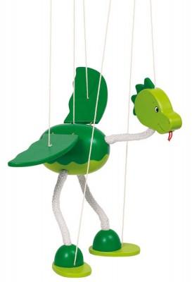 "Marionette ""Dinosaurier"""