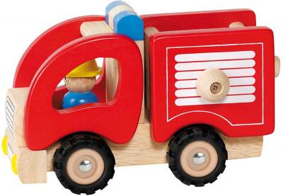 Feuerwehr-Auto
