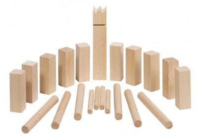 Wikingerspiel Kubb MINI