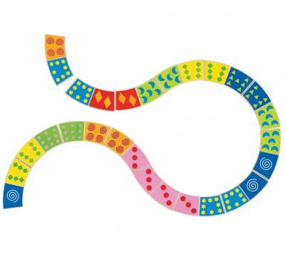 Dominospiel Sinus