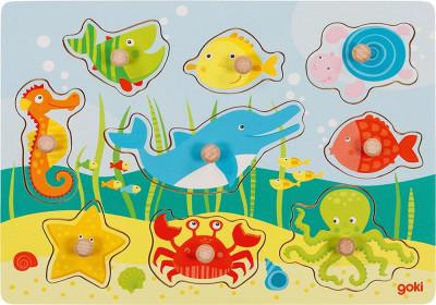 Steckpuzzle Unterwasserwelt II