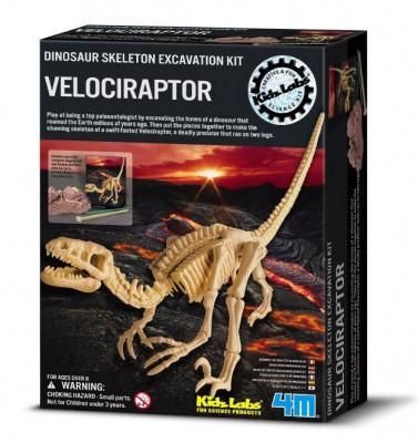 """Ausgrabungsset """"Velociraptor"""""""