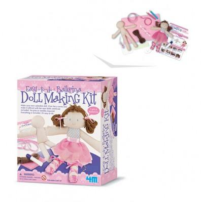 "Creativset ""Puppe Ballerina"""