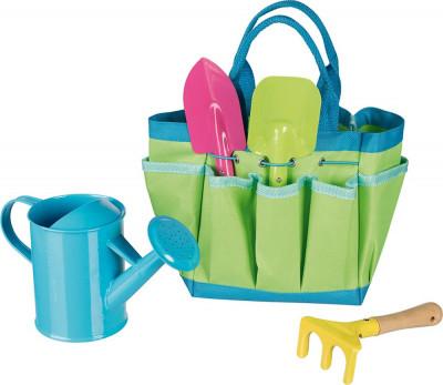 Gartenwerkzeug mit Tasche