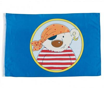 "Flagge ""Piratenbär"""