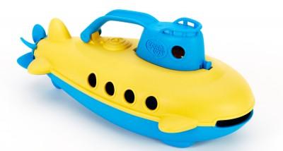 U-Boot - blauer Turm