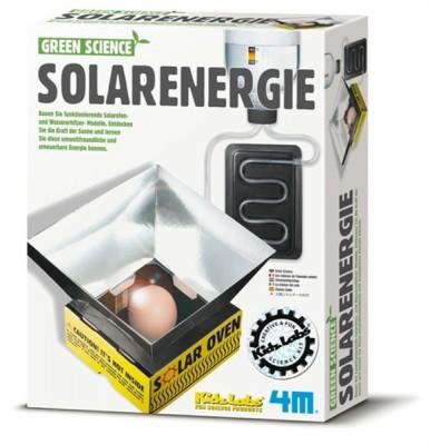 Solarenergie - Green Science