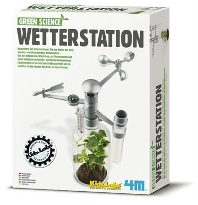 Wetterstation - Green Science