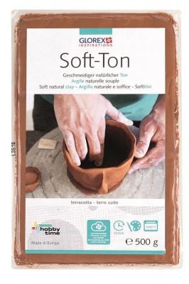 Soft-Ton terracotta 500g
