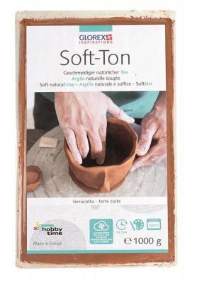 Soft-Ton terracotta 1000g
