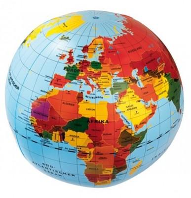 Aufblasbarer Globus XL