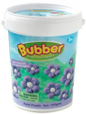 Bubber lila