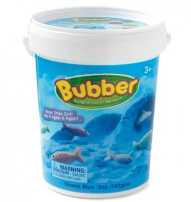 Bubber blau