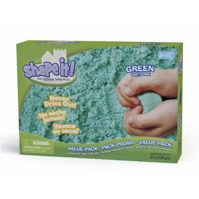 Shape it! grün