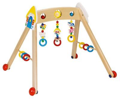 """Baby-Fit-Spieltrainer """"Bauernhoftiere"""""""