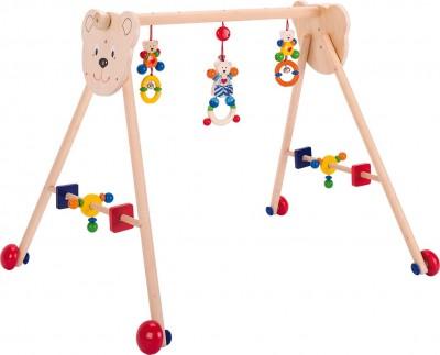 """Baby-Fit-Spieltrainer """"Herzbär"""""""