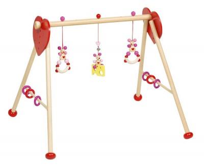 """Baby-Fit-Spieltrainer """"Maus rosa"""""""