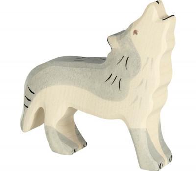 Wolf, heulend