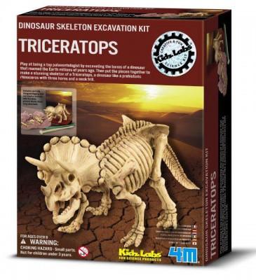 """Ausgrabungsset """"Triceraptor"""""""