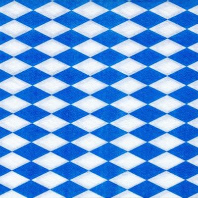 """Oktoberfest Servietten """"Bayrisch Blau"""""""