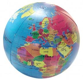 Wasserball Globus