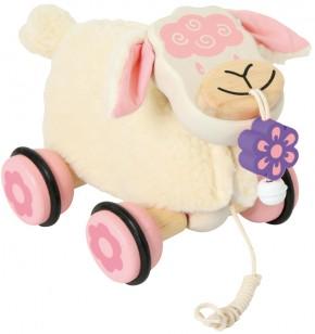 Ziehtier Schaf