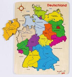 """Puzzle """"Deutschland"""""""
