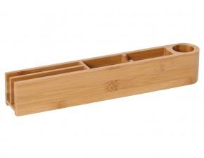 Schreibtischständer Bambus schmal