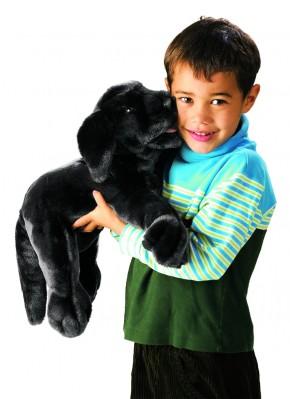 Handpuppe Labrador-Welpe