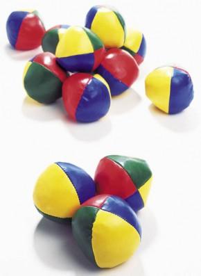 Jonglierbälle 3er Set 55mm