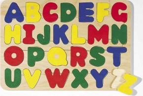 "Einlegepuzzle ""ABC"""