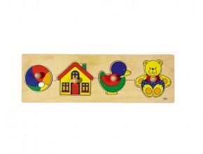 "Steckpuzzle ""Spielzeug"""