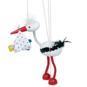 "Marionette ""Storch"""