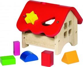 Steckbox Haus
