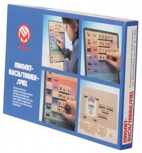 Magnet-Buchstabierspiel