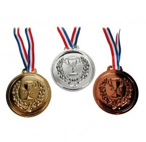 Medaillen - 3er Set